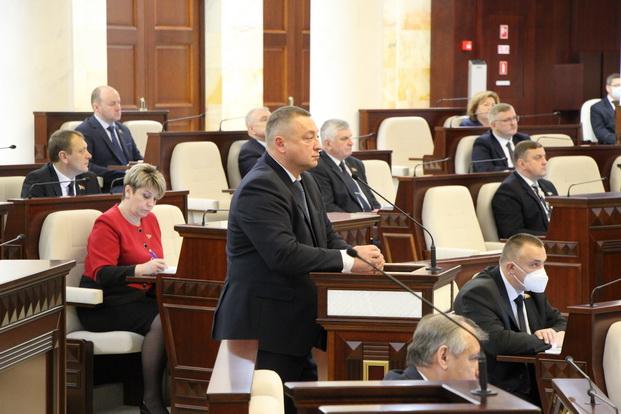 """Работа над """"Программой деятельности Правительства Республики Беларусь до 2025 года"""""""
