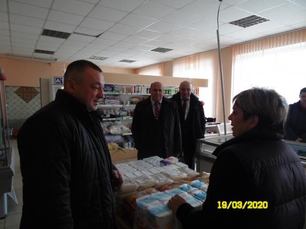 Незапланированный визит в магазин д. Жмуровка Речицкого района